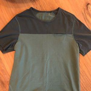 Men Dry Fit Lululemon Shirt